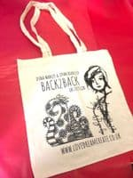 Back2Back UK - Exclusive & Limited Edition Tote Bag